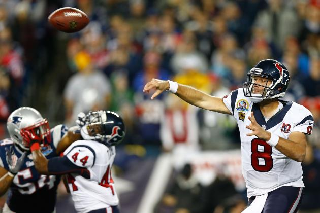 Texans vs. Colts: 10 Keys to the Game for Houston