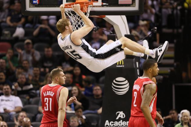 Top 10 Highlights from San Antonio Spurs' First Quarter of the Season