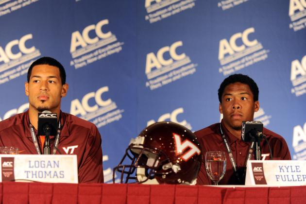 Virginia Tech Football: 4 Hokies Who Need to Return to School in 2013