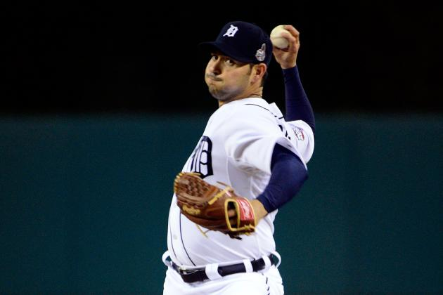 Pitchers Licking Their Chops After Anibal Sanchez's $80 Million Tigers Contract