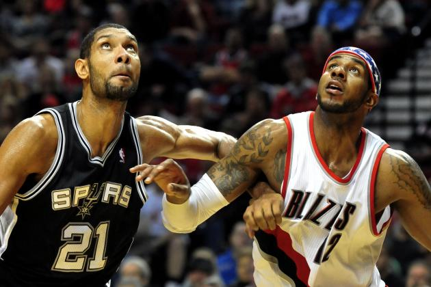 San Antonio Spurs vs. Portland Trail Blazers: Postgame Grades and Analysis