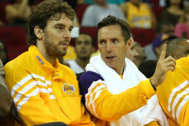 Ranking Steve Nash's Favorite Targets Once He Returns to LA Lakers