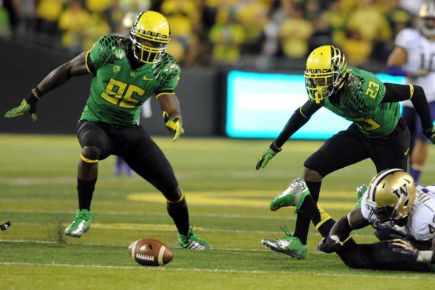 Oregon Football: 5 Ducks Who'll Ruin Collin Klein's Fiesta Bowl