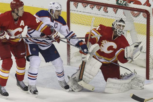 Edmonton Oilers: 5 Most Memorable Moments from the Battle of Alberta