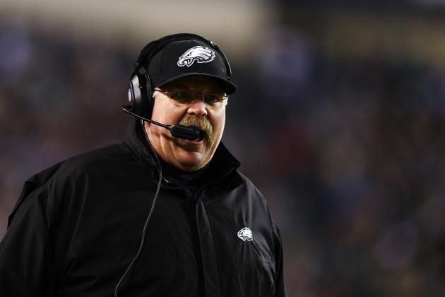 Andy Reid Is Clearly Done in Philadelphia, but These 5 NFL Teams Could Use Him