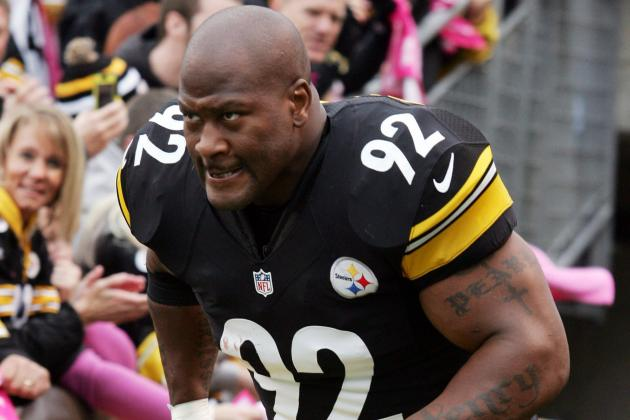 The 5 Most Intimidating-Looking NFL Players