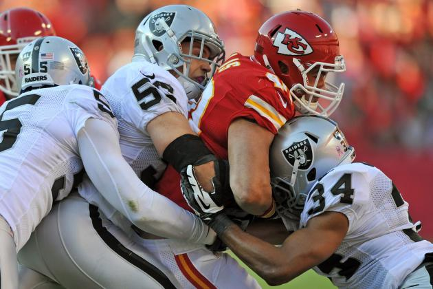 Kansas City Chiefs vs. Oakland Raiders: 10 Keys to the Game for Oakland