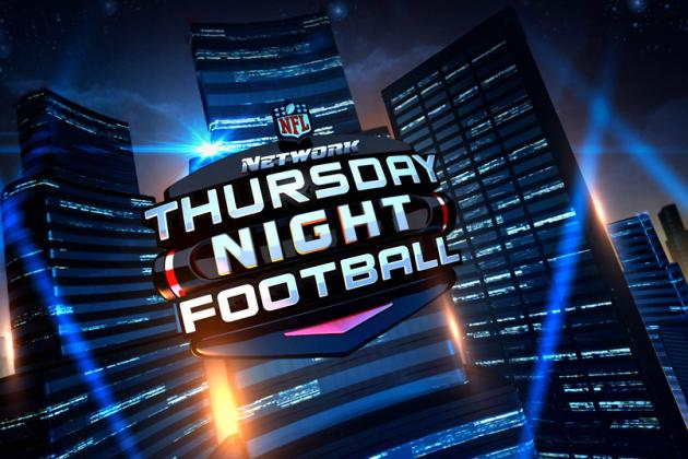 Ranking Every 2012 Thursday Night Football Game from Worst to First