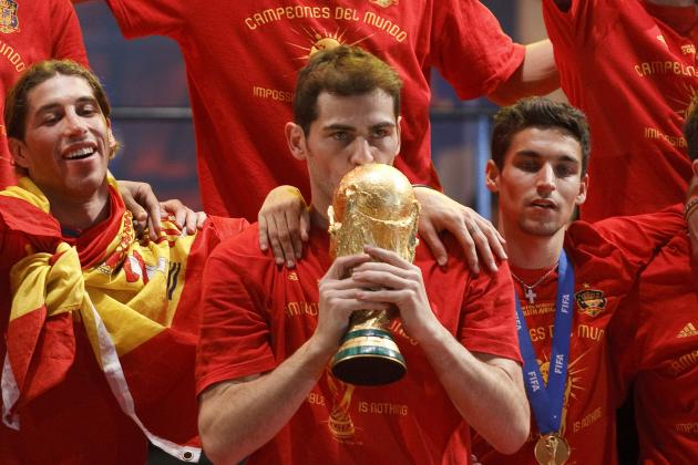 8 Reasons Spain's International Dominance Is Set to Continue