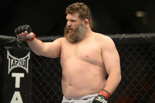 The Ultimate Fighter 16's Roy Nelson and the Fattest Fighters in MMA History