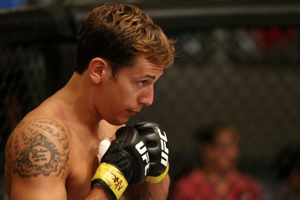 TUF 16 Finale: 3 Keys to Victory for Mike Ricci