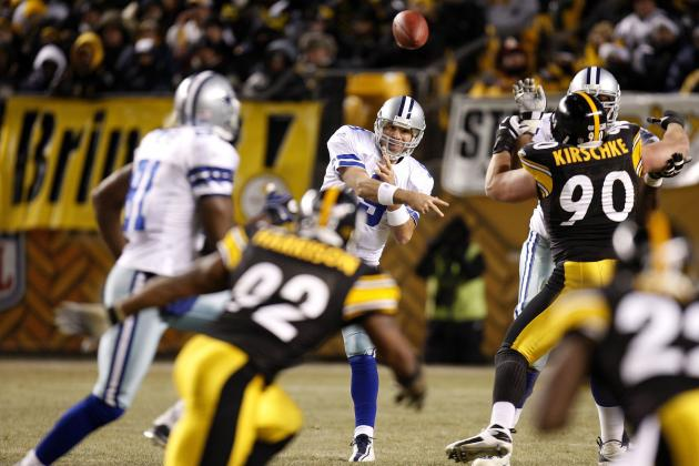 Steelers vs. Cowboys: 5 Keys to the Game for Dallas