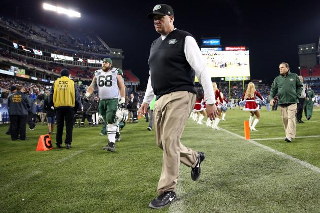 Assessing Job Security for Every Member of New York Jets' Coaching Staff