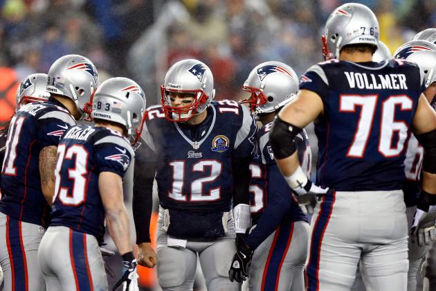 New England Patriots Biggest Concerns Heading into Playoffs