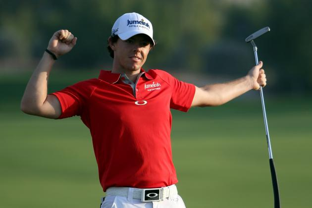 Best Golf Moments of 2012