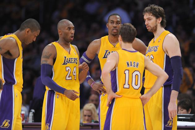 5 NBA Teams in Danger of Seeing Their Seasons Slip Away