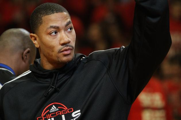 3 Reasons the Chicago Bulls Should Sit Derrick Rose for the Season