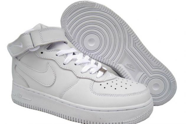 Charting the Evolution of the Air Force 1 Sneaker over Last 30 Years