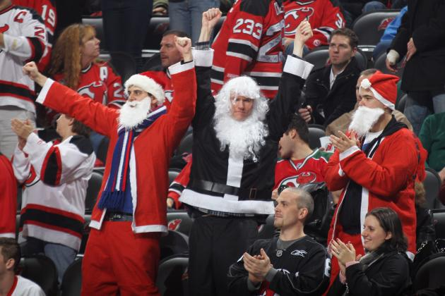 NHL Figures You'd Most Want to Invite to Your Holiday Party
