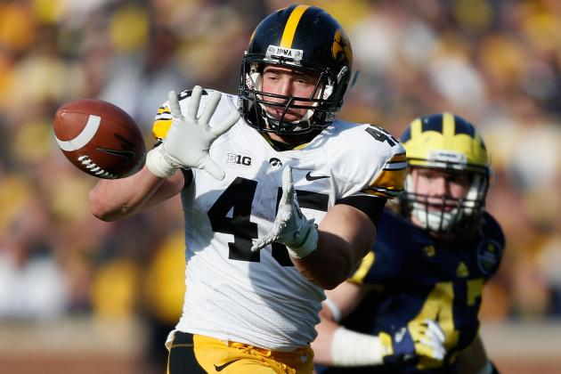 Iowa Football: 7 Biggest Holes in Depth Chart Hawkeyes Must Fill for 2013