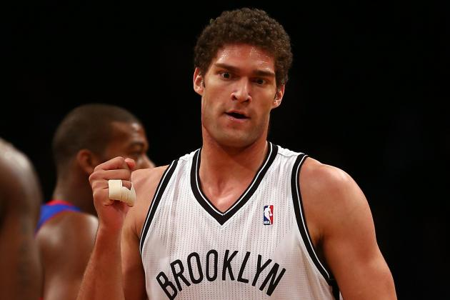 Report Card Grades for Brook Lopez's Return from Injury