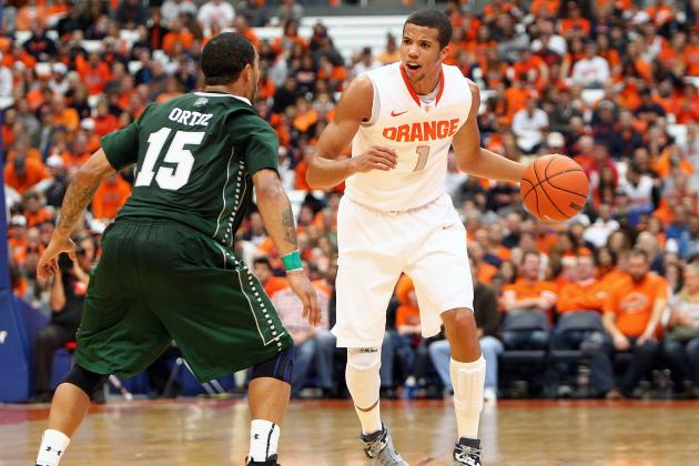 College Basketball: 10 Best Single-Game Performances So Far in 2012-13