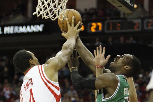 Houston Rockets' Grades in Win over Boston Celtics