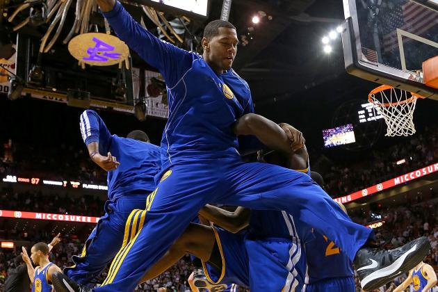 Handing Out Golden State Warriors First-Quarter Awards