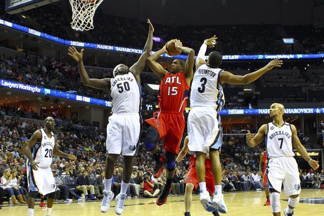 Handing out Memphis Grizzlies Team Awards Through the Season's 1st Quarter