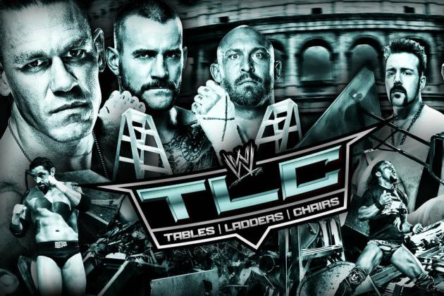 WWE TLC 2012: 4 Positives of the PPV Heading into the Event