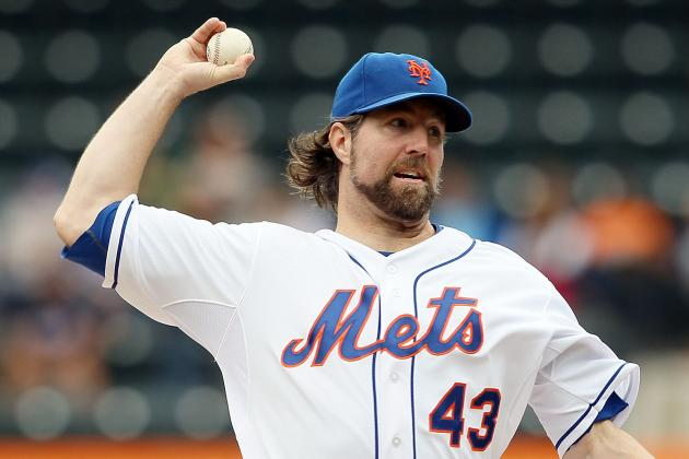 Biggest Winners and Losers of the R.A. Dickey Trade Between Mets and Blue Jays