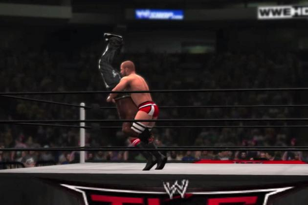 WWE TLC 2012: Simulating Every Confirmed Match with WWE 13