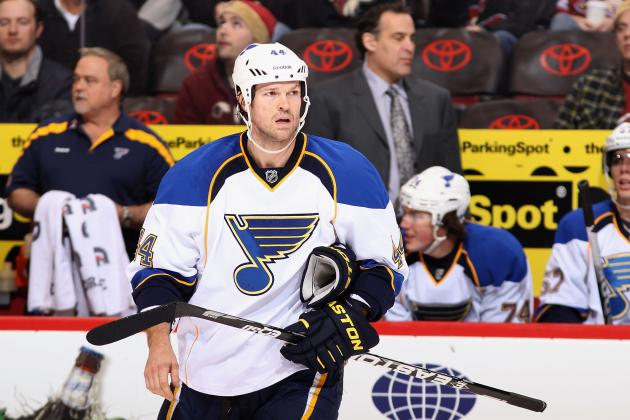 NHL Free Agency 2013: 3 Teams Still in Desperate Need of Physicality