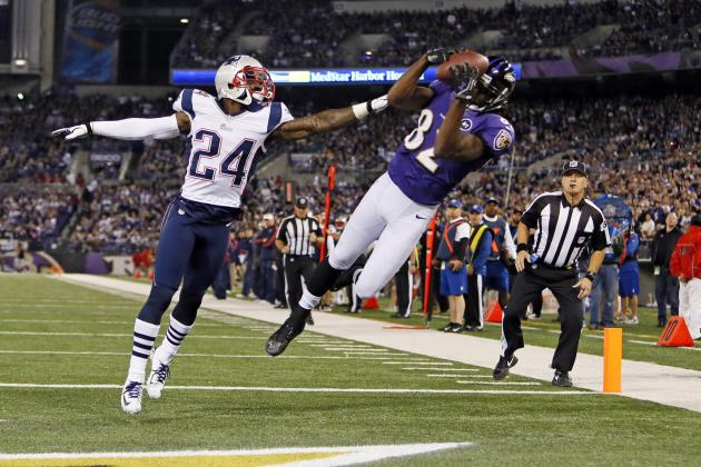 The 6 Best Highlights of the Baltimore Ravens 2012 Season so Far