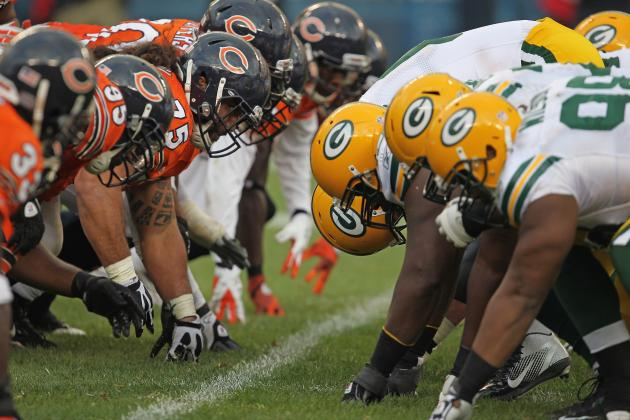 Packers vs. Bears: 5 Matchups That Will Decide NFC North Clash