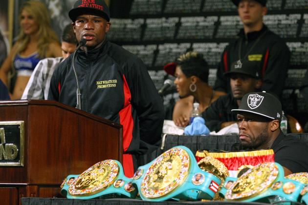 An Objective Grading of Floyd Mayweather's Fight Selections