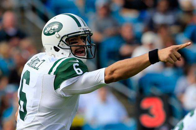 New York Jets: 6 Reasons 2012 Hasn't Been a Complete Loss