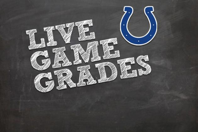 Colts vs. Texans: Final Report Card, Player Grades for Indianapolis