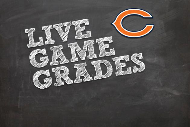 Green Bay Packers vs. Chicago Bears: Live Game Grades and Player Analysis