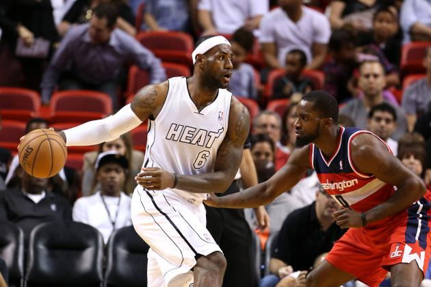 Washington Wizards vs. Miami Heat: Postgame Grades and Analysis for Miami
