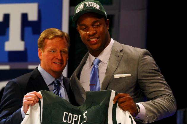 5 NFL Draft Prospects Guaranteed to Interest New York Jets