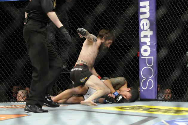 TUF 16 Finale Results: Power Ranking the Stoppages from Vegas