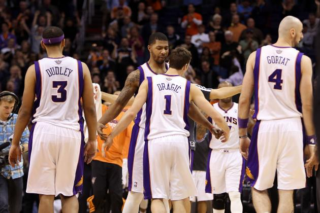 Handing out Phoenix Suns Team Awards Through the Season's First Quarter