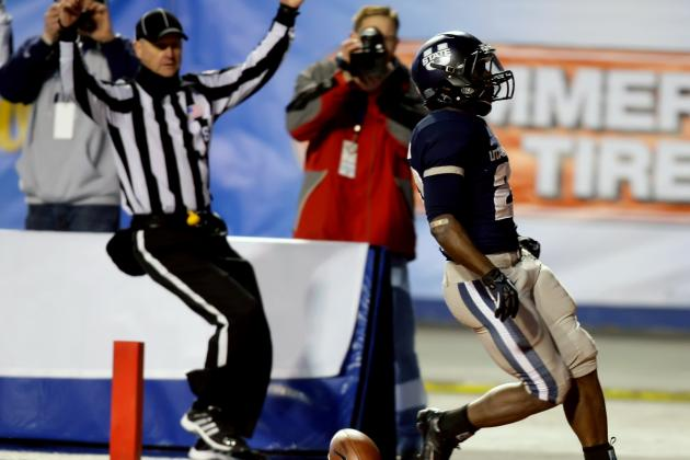 Idaho Potato Bowl: Grading Toledo and Utah State's Performances