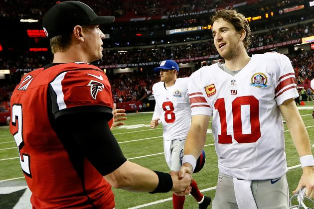 Giants vs. Falcons: Atlanta's Biggest Winners and Losers from Week 15