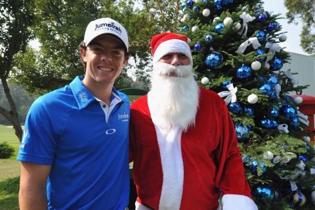 One Christmas Wish of Each Top 10 Player in World Rankings