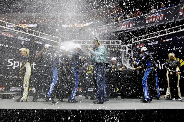 NASCAR: The 5 Best Pit Crews in Sprint Cup Today