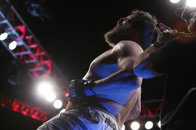 'The Ultimate Fighter 16' Post-Fight Stock Report