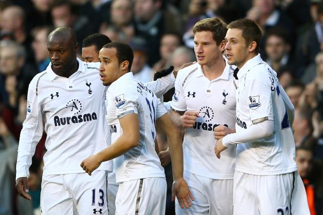 6 Things We Learned from Spurs' 1-0 Win over Swansea