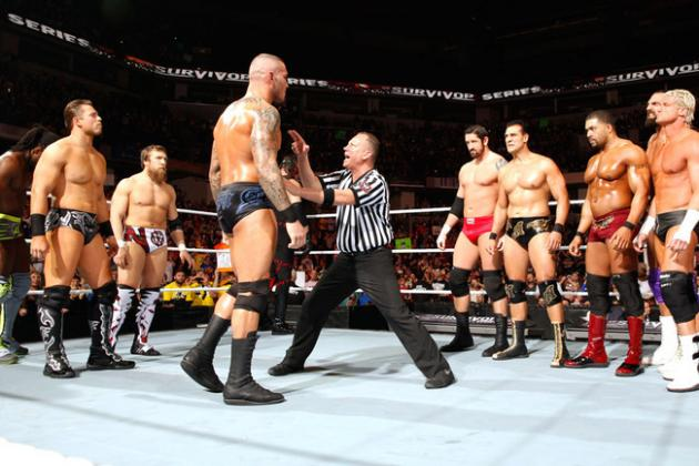 WWE End of Year Awards 2012